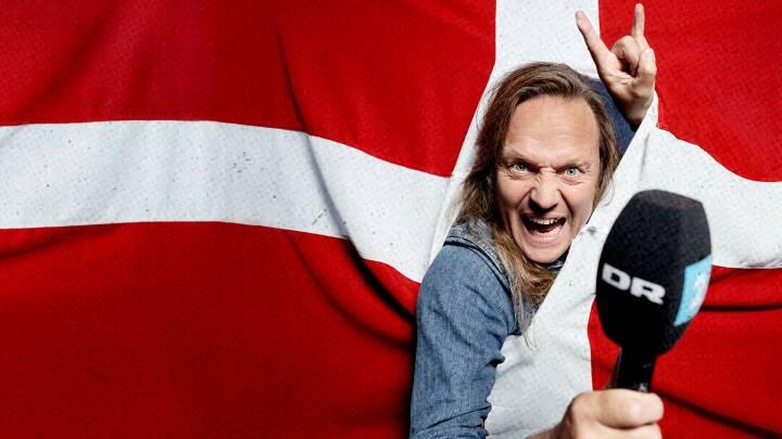'Hvad sker der, DR?': Ny serie om dansk rock får syngende lussing af anmeldere