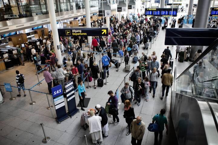 Danskernes rejselyst giver travlhed ved gaten: 'Nu er proppen røget af ketchupflasken'