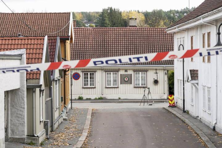 LIVE: Norsk politi holder pressemøde om angrebet i Kongsberg
