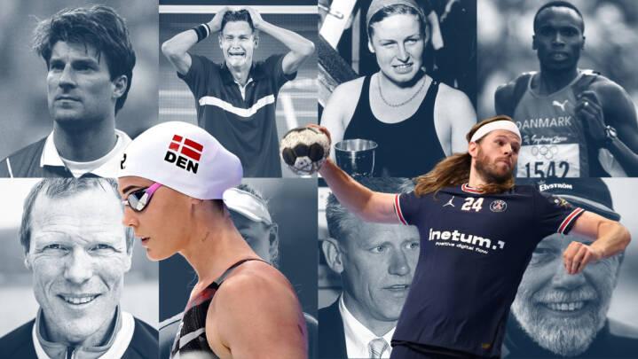 De største danske atleter bliver hyldet i barndomsklubberne - og du kan være med