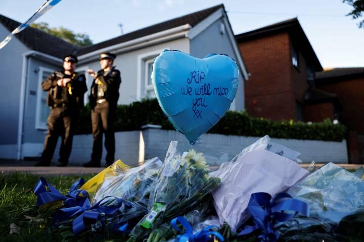 Politi betegner drab på britisk politiker som terror