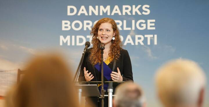 LÆS SVARENE fra Kristendemokraternes landsformand: 'Når vi siger, vi er borgerlige, så handler det ikke kun om blokke og bogstaver'