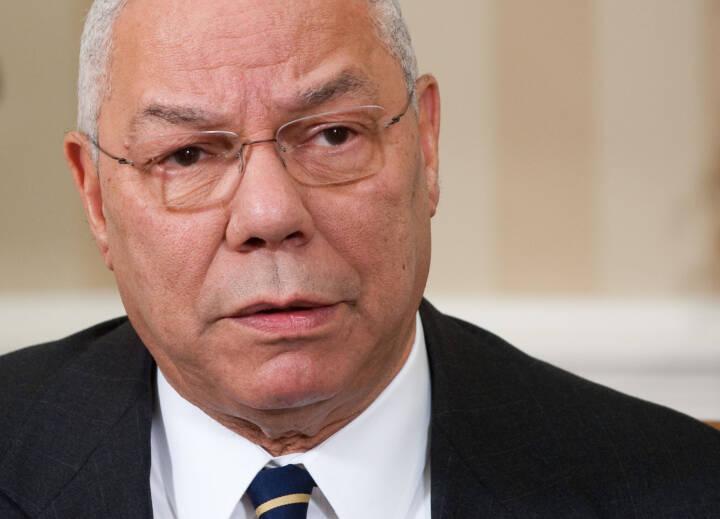 Colin Powell er død efter smitte med coronavirus