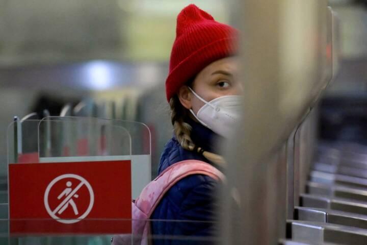 I Moskva kan russere nu betale med ansigtet i metroen: 'Det er et farligt skridt'