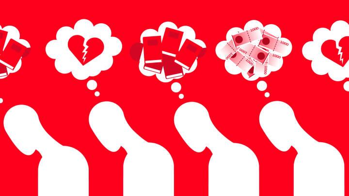 'Ondt i hjertet' eller angst? Psykologistuderende tilbyder samtaler for 299 kroner i timen