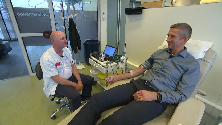 Blodbankerne er på kritisk niveau: Op mod 35 procent af bloddonorerne udebliver
