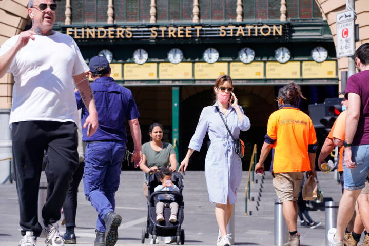 Melbourne genåbner efter verdens længste nedlukning