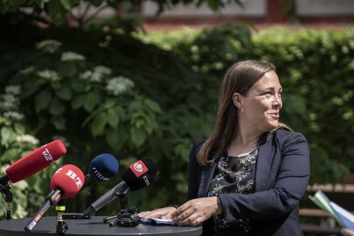 Minut for minut: Socialminister vil udrydde langvarig hjemløshed i Danmark med nyt udspil
