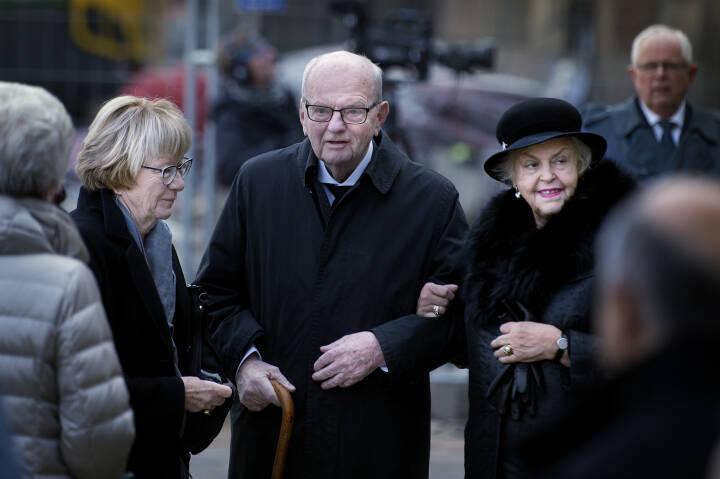 Tidligere hofmarskal Søren Haslund-Christensen er død