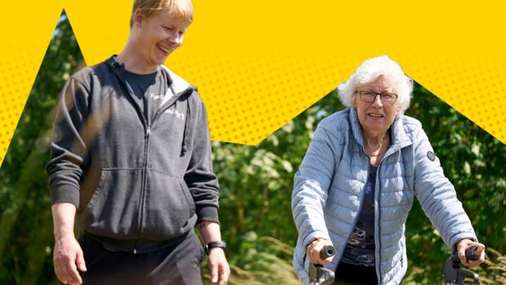 STIL SPØRGSMÅL om ældrepleje: Er private plejehjem bedre end offentlige?