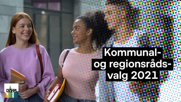 Kommunal- og regionsrådsvalg 2021