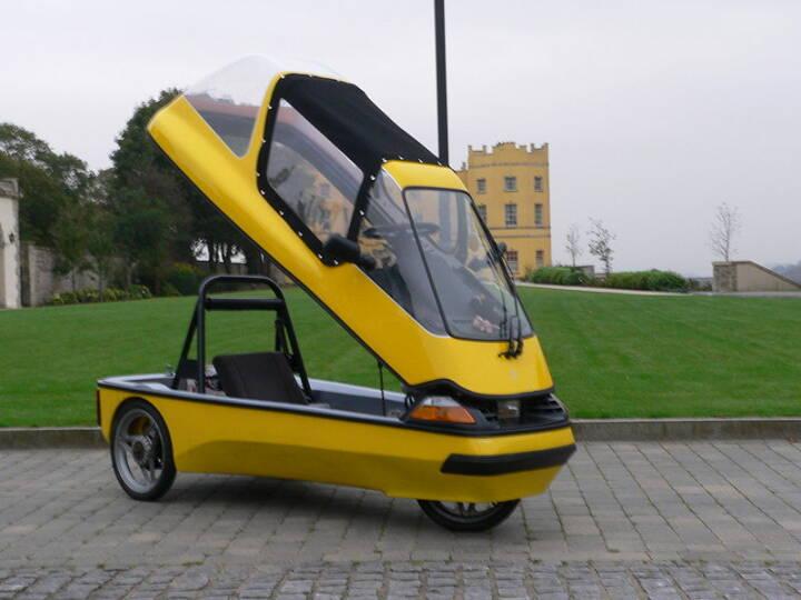 første elbil