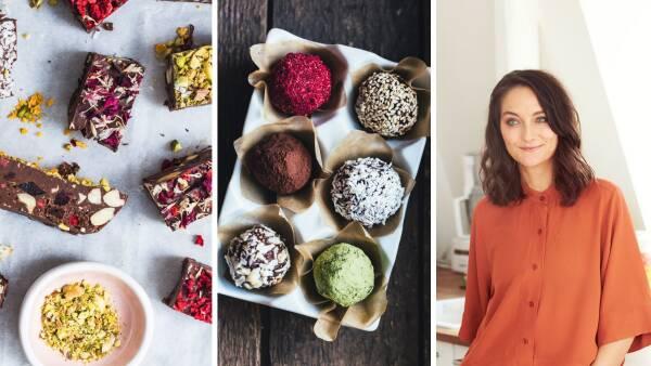 Julekonfekt og blogger Ditte Ingemann
