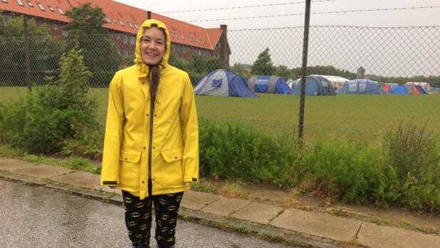 Regnvåd Dag Venter Dmi Forventer Skybrud Indland Dr