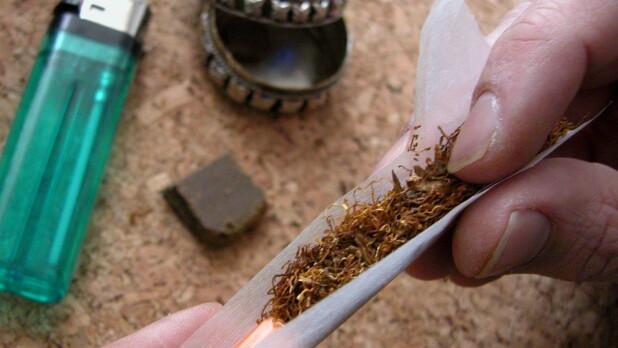 skal hash legaliseres i danmark