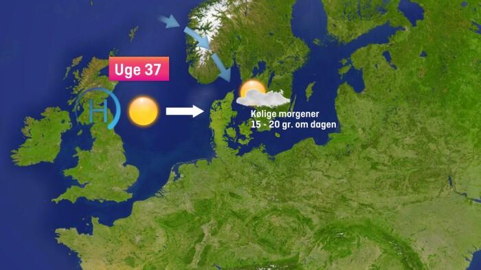 509ac95db02 September er begyndt á lá efterår men allerede efter weekenden bliver vejret  mere stabilt. (© (c) DR)