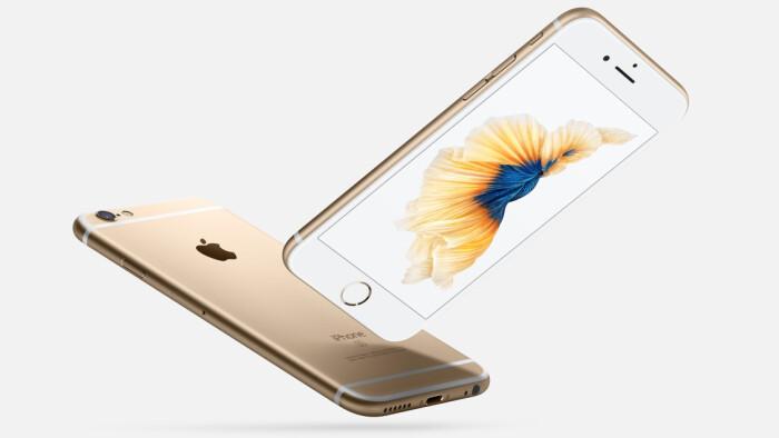 8df59e55947 Du kan nu selv teste, om din iPhone 6s kvalificerer til et nyt batteri via  Apples batteri-ombytningsprogram. (© Apple)