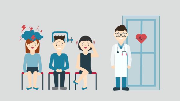Svær Hovedpine Sender Flere Børn Og Unge På Hospitalet Indland Dr