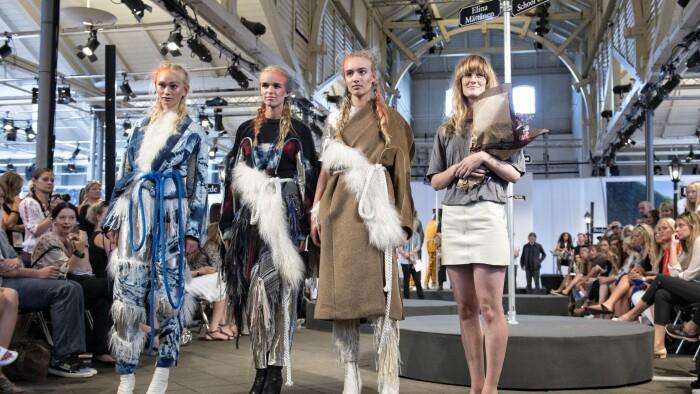 d572b93e800 Eksport af mode er en kæmpe forretning i Danmark. Arkivfoto: Copenhagen  Fashion Week 2014. Designers Nest. (Foto: Jens nøRgaard Larsen © Scanpix)