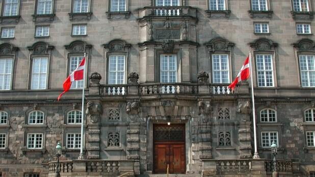 Image result for christiansborg flag