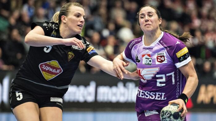 58ccb1844f3 Louise Burgaard er en af de spillere, der har underskrevet en langvarig  kontrakt med FCM/Herning-Ikast Håndbold. (Foto: henning Bagger © Scanpix)