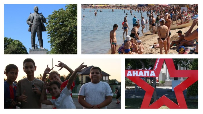 9771dda71 DR besøger landsholdets VM-base: Lenin, bikinier og sommerfest ...
