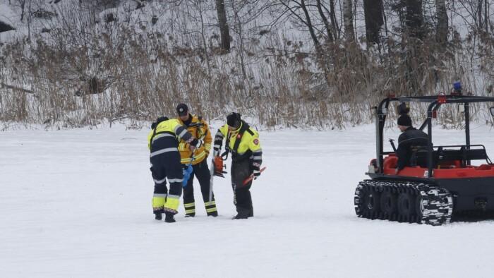 6dd32892b7a Dykkere leder efter spor i sø i norsk kidnapningssag | Udland | DR