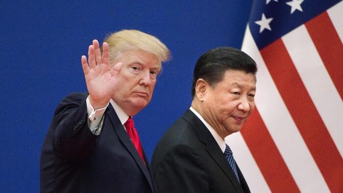 Image result for handelskrigen mellem usa og kina
