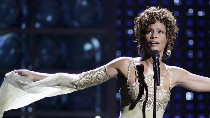 whitney houston død