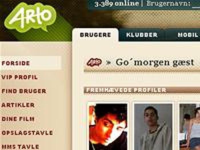 Eksempler på en dating website profil