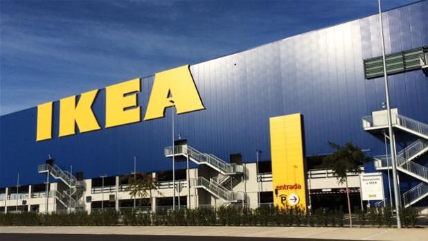 Ikea åbner Kæmpe Varehus Midt I København Udland Dr