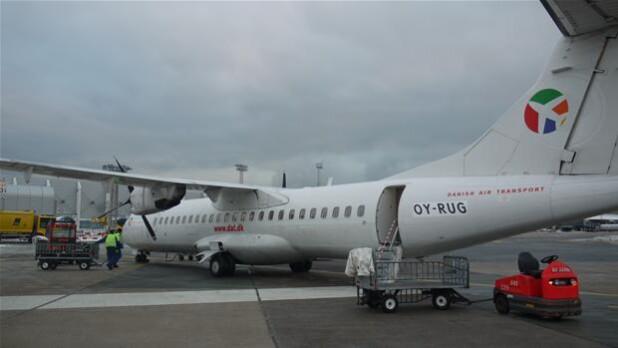 Ekstra Fly I November Bornholm Dr