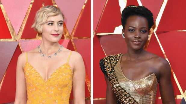 0c01fb84654d Modeekspert  Oscar-show bød på et elegant og farverigt farvel til de ...
