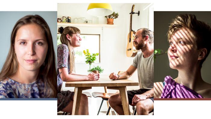 a950378636d Kakao som øjenskygge og en katte-hærget sofa: Kan du leve som minimalist?