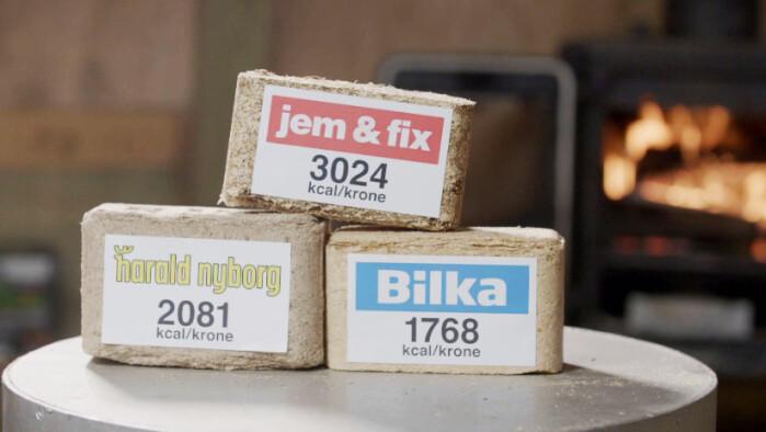 713cc87e3 Liste: Se hvilke træbriketter der er bedst i test | Kontant | DR
