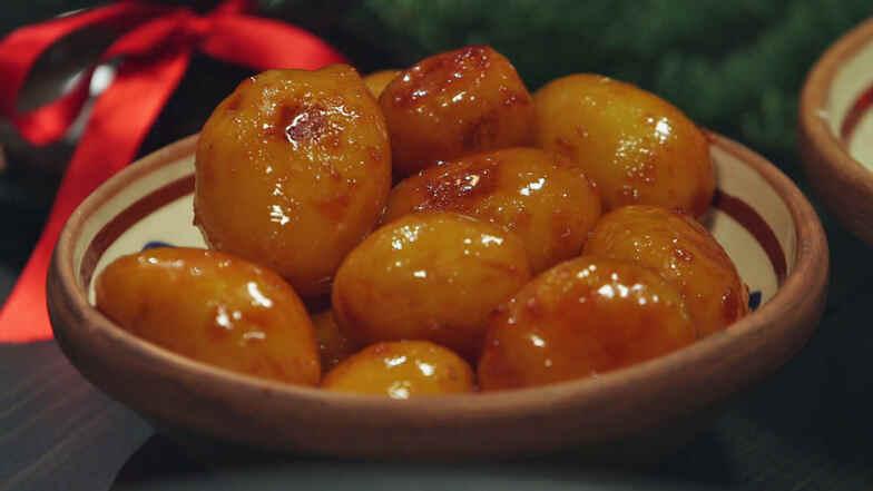 Nem Opskrift På Brunede Kartofler Til Jul Mad Dr