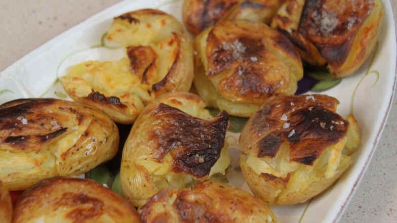 Kartofler Bearnaisesmør Opskrift Anne Og Anders I Usa Mad Dr