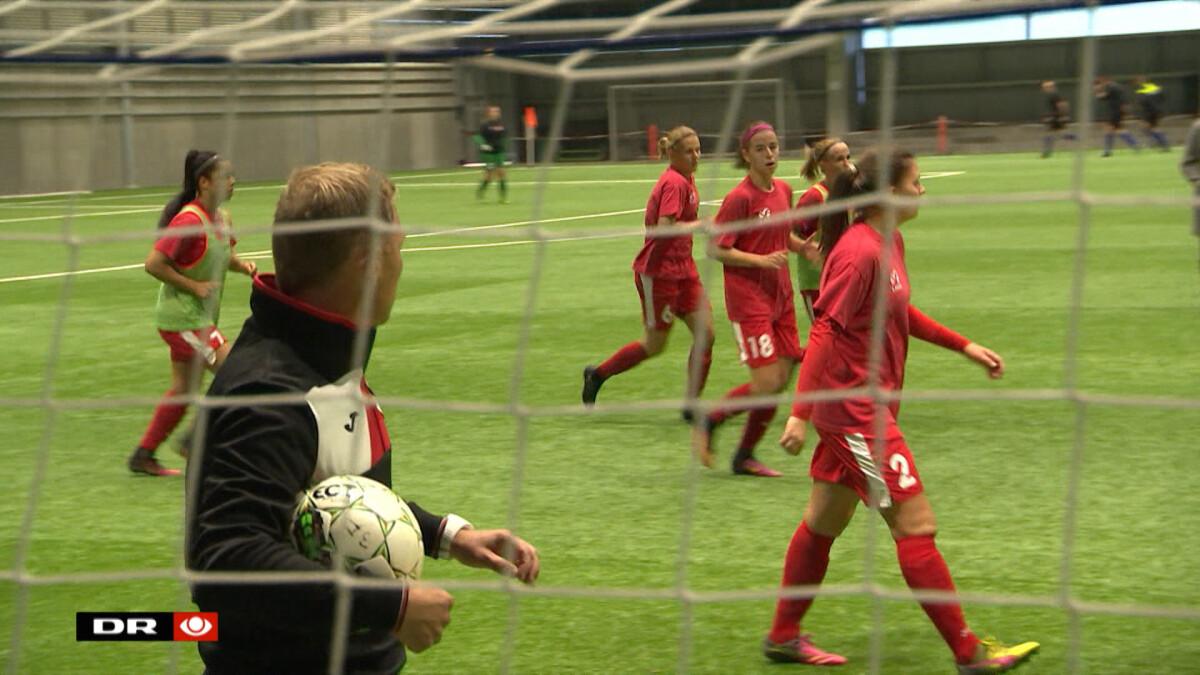 VIDEO Fodboldklub vil stoppe spillerflugt til Brøndby
