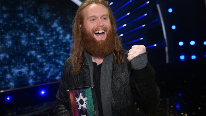 Image result for rasmussen dansk melodi grand prix