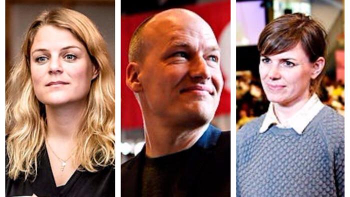 177432b3 Enhedslisten siger farvel til profiler: Stemmesluger, chefideolog og Røde  Mor-bassist på vej ud | Politik | DR