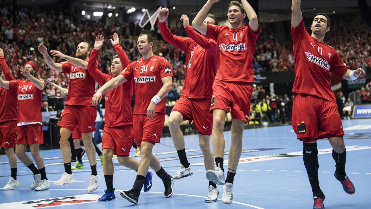 ae9a13f1924 Danmark kan være klar til semifinalen inden Egypten-kamp | VM herrer | DR