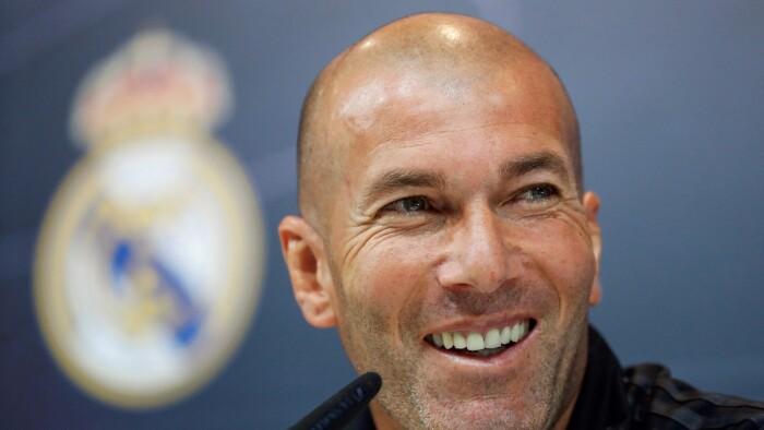 83eeaf7e242 Zidane er ny træner i Real Madrid   Spanien   DR