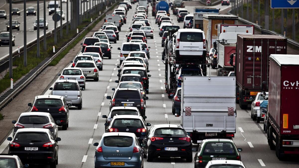 Stor Rejseweekend Pa De Tyske Motorveje Nu Kommer Kaempe Koerne