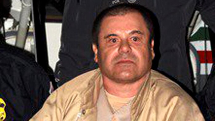 ca74f800cee Endelig dom til 'El Chapo': Narkobaron ryger bag tremmer resten af livet |  Udland | DR