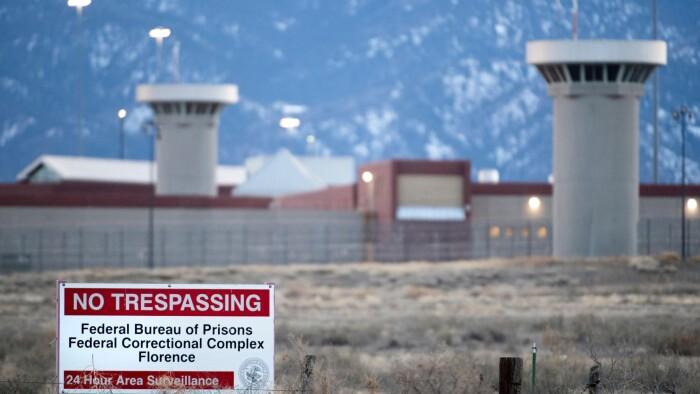 74edc9c046b Her vil 'El Chapo' få svært ved at flygte: Topsikret fængsel huser de mest  berygtede kriminelle | Udland | DR