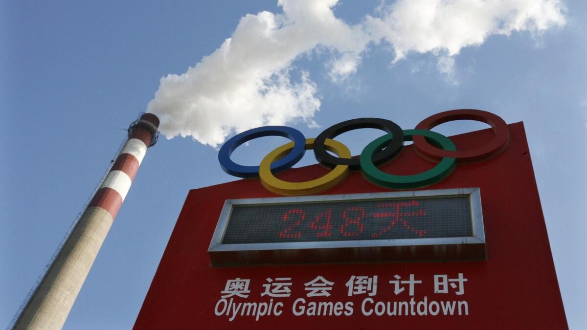 Corona Frygt Far Kina Til At Indstille Antidopingtests Kort Inden