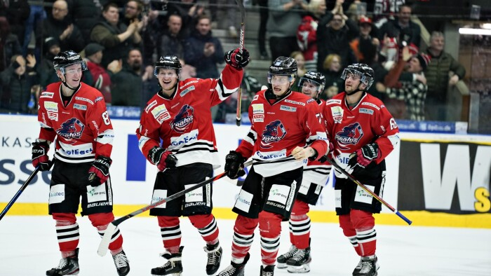 Aalborg vinder grundspillet uden at være på isen