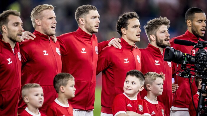Danmark skal spille Nations League-kampe i Parken