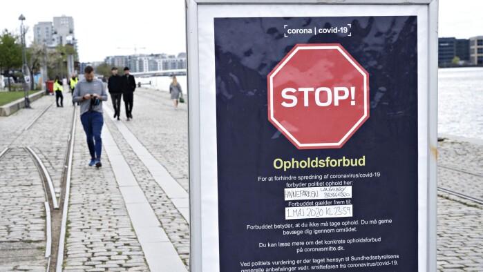 Nye Restriktioner I 18 Kommuner Forsamlingsforbud Saenkes Fra 100 Til 50 Indland Dr
