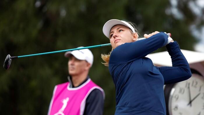 Ustoppelig dansk golfspiller på vej mod historisk...